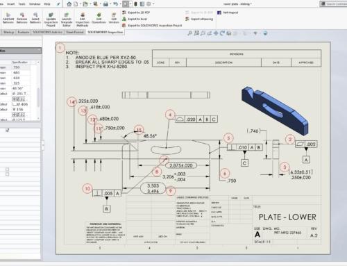 SOLIDWORKS Inspection: la soluzione per la tua documentazione tecnica