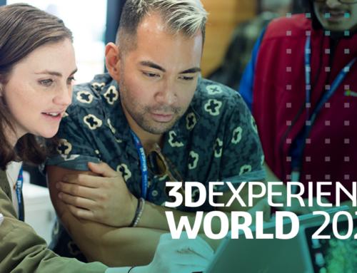 Seconda general session 3DEXPERIENCE WORLD | Extend your capabilities