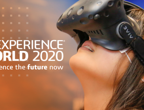 3D EXPERIENCE WORLD |DIRETTA STREAMING DAI SOCIAL NETWORK E DAL SITO