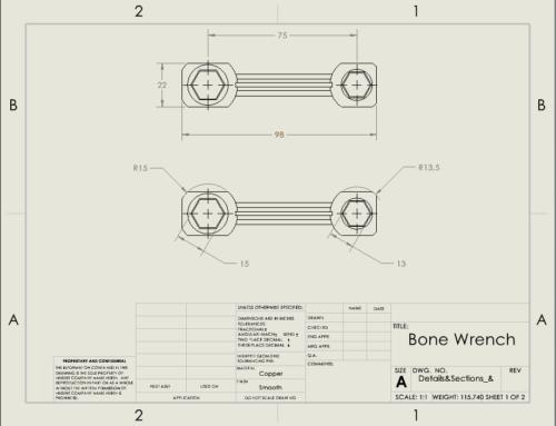 SOLIDWORKS | Il tool Auto Arrange Dimensions