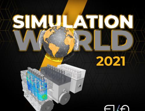 ANSYS SIMULATION WORLD 2021 | 20-21 Aprile | Registrati all'evento sulla simulazione più grande al mondo
